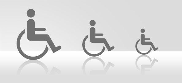 Ułatwienia dla niepełnosprawnych RPA